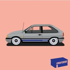 VW Mk2 polo Lower side decals (Please state colour on purchase)