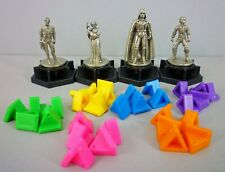 Star Wars Trivial Pursuit Collector's Edition Game Pieces