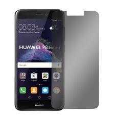 """Slabo Blickschutzfolie für Huawei P8 Lite (2017) SCHWARZ """"View Protection"""""""