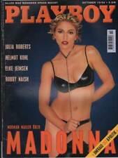 PLAYBOY 1994/10 [Oktober 94] * Madonna * Nadine Tschanz * Elke Jeinsen * TOP
