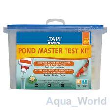 More details for api pond master test kit - ph, ammonia, nitrite, phosphate - 500 tests