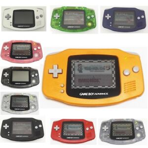 Refurbished Nintendo Game Boy Advance AGB-001 Game Console GBA Game Console