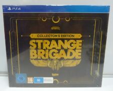 STRANGE BRIGADE COLLECTOR'S EDITION  PS4 PLAYSTATION 4 NEW SEALED