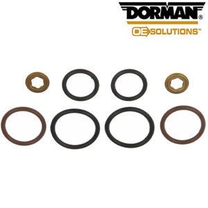 Diesel Fuel Injector O-Ring Kit For 2 Injectors Fits Ford Super Duty 6.0L