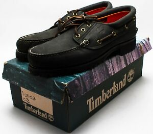 Timberland Men's Vintage 1992 Classic Loafers 50003 Black sz. 7.5