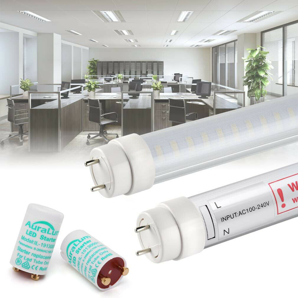 T8 LED INTEGRATED TUBE LAMP
