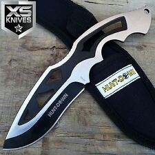 "8"" FIXED BLADE FULL TANG Outdoor Hunting Tactical Camping Survival Knife"