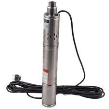 3 inches 75 mm Pozzo Profondo Pompa Sommergibile Pompa Sommersa 230 V 1020 L/H
