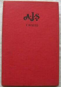 Pearsons AJS from 1931 Motorcycle Maintenance Handbook 1955 Reprint