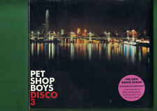 PET SHOP BOYS - DISCO 3 CD DIGIPACK NUOVO SIGILLATO
