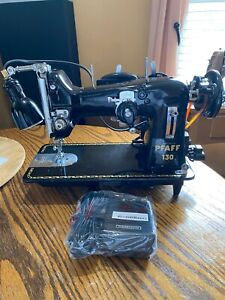 Pfaff 130 with Embroidery Unit (Coffee Grinder)