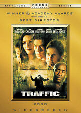 DVD ONLY Traffic (Widescreen DVD, 2002, Universal Reissue)