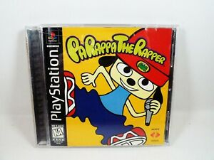 PaRappa the Rapper (Sony PlayStation 1, 1997) PS1