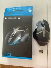 Logitech G602 Lag-Free Wireless Gaming Mouse 11 Programmable Buttons 2500 DPI