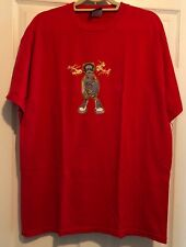 Limp Bizkit Significant Other Rare promo t-shirt '99 (red)