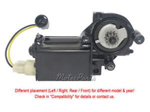 Window Motor for 59-68 DeVille 63-68 Riviera 60-68 Electra Impala Oldsmobile 98