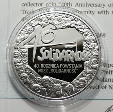 10 zl - 2020 - Polen - 40 Jahre NSZZ Solidarnosc
