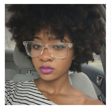 Fashion full-rim Eyeglasses Women Men Transparent Glasses Frames Optic Eyewear