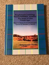 Regional Cooking from Middle-earth: Recipes of the Third Age (Paperback) RARE!!!