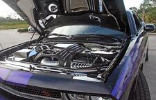 Challenger SRT 8 5.7L/6.4L MOPAR Cold Air Intake Cover Clear/Polished-153030