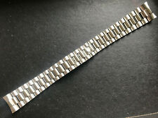Ends For Rolex Mens Day-Date Watch 20Mm Steel President Band Bracelet With Flat