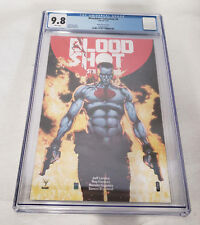 Bloodshot Salvation 9 Valiant 2018 CGC 9.8 1:50 Shane Davis Variant