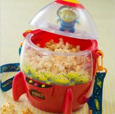 Tokyo Disney Resort Toy Story LGM Aliens Red Rocket Claw crane Popcorn Bucket