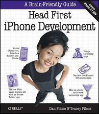 Head First iPhone Development: A Learner's Guide to Creating Objective-C Applica