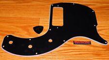 Gibson Les Paul Junior Tribute Pickguard Black Genuine Guitar Parts JR Project
