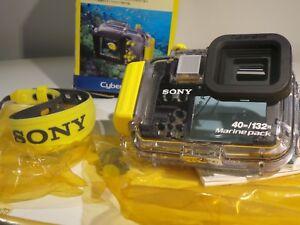 Sony Cyber-shot Marine Pack 40m/ 132ft For DSC- T100 T25 T20