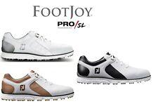 NEW FootJoy PRO SL Men's Spikeless Golf Shoes NIB! - Choose Color & Size...