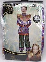 Disney Alice Through The Looking Glass Child Costume M 7 - 8 Halloween
