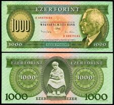 HUNGARY 1000 FORINT 1993D P176b UNCIRCULATED