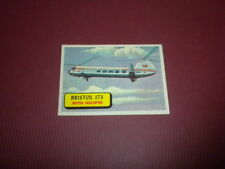PLANES trading card #19 TOPPS 1957 Army Navy Air Force AIRPLANES OF THE WORLD