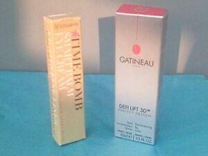 Gatineau, Defi Lift 3D 10 ml & Time Bomb Smart Eye Balm NEW