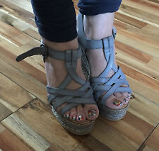 Topshop Evening 100% Leather Upper Shoes for Women