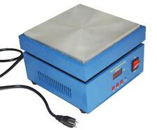 Electronic Hot Plate Preheat Preheating Station Hemp Cannabis Drying Equipment