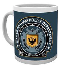 DC Comics Gotham Police Badge Superheroes Cup Tea Coffee Mug Mugs
