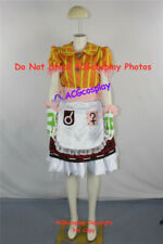 Alice Madness Returns Alice Cosplay Costume include petticoat and long stockings