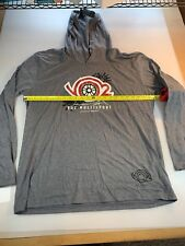District Made Vo2 Multisport Triathlon T Shirt Hoodie Xlarge Xl (6560-1)