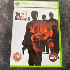 Der Pate II Xbox 360 PAL Game komplett EA Gang Aktion