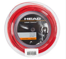 Head Hawk Touch 1.20mm 120m 18 Gauges 394ft Tennis String Red Reel Poly