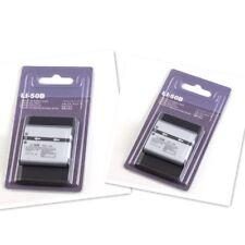 2X LI-50B Battery FOR Camera Olympus Stylus Tough 8010 SZ-12