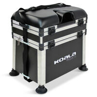 Koala Products Super Alloy Carp Coarse Sea Fishing Seat Box
