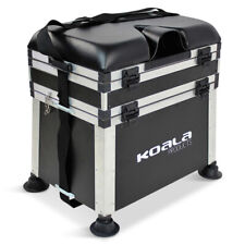 Koala Products Super Alloy Carp Coarse Sea Fishing Seat Box