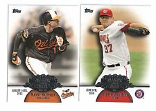 2013 Topps Making Their Mark Set of 50