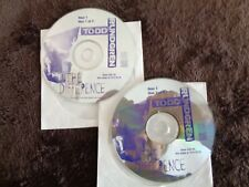 TODD RUNDGREN-THE DIFFERENCE-2CD RADIO SHOW-FEAT:TOAD THE WET..,JULIAN COPE LIVE