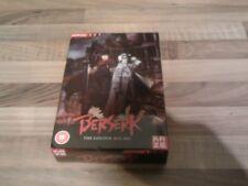 Berserk, Golden Age arc Movie collection.