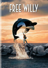 Free Willy (DVD,1993)