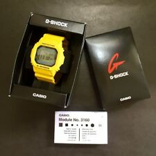 CASIO G-Shock G5600A-9 G-5600A-9 Tough Solar Sold Out New in Box #